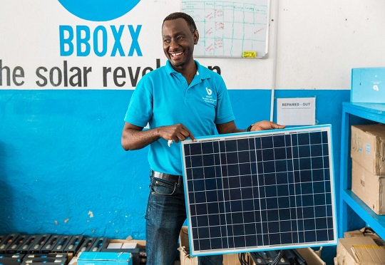 Bboxx selects Grow by SAP cloud to accelerate global access to clean energy
